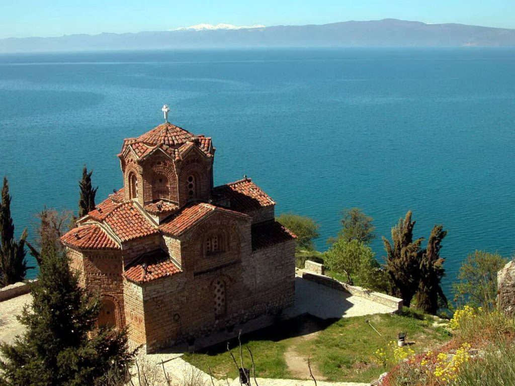 st. jovan kaneo church ohrid