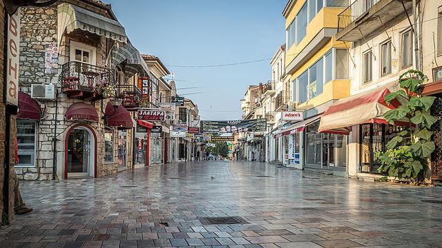 old bazaar ohrid