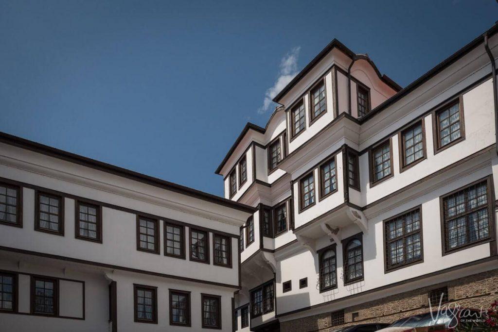 robevci family house museum ohrid