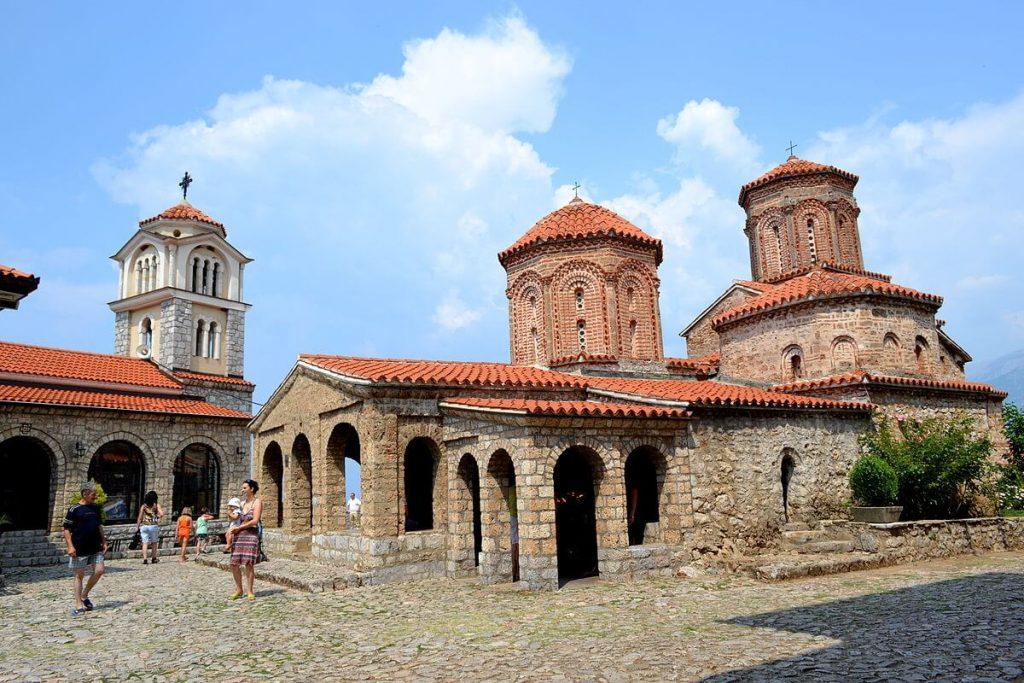 st. naum monastery ohrid